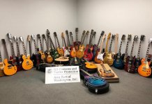 Counterfeit Guitars seized at Dulles Airport