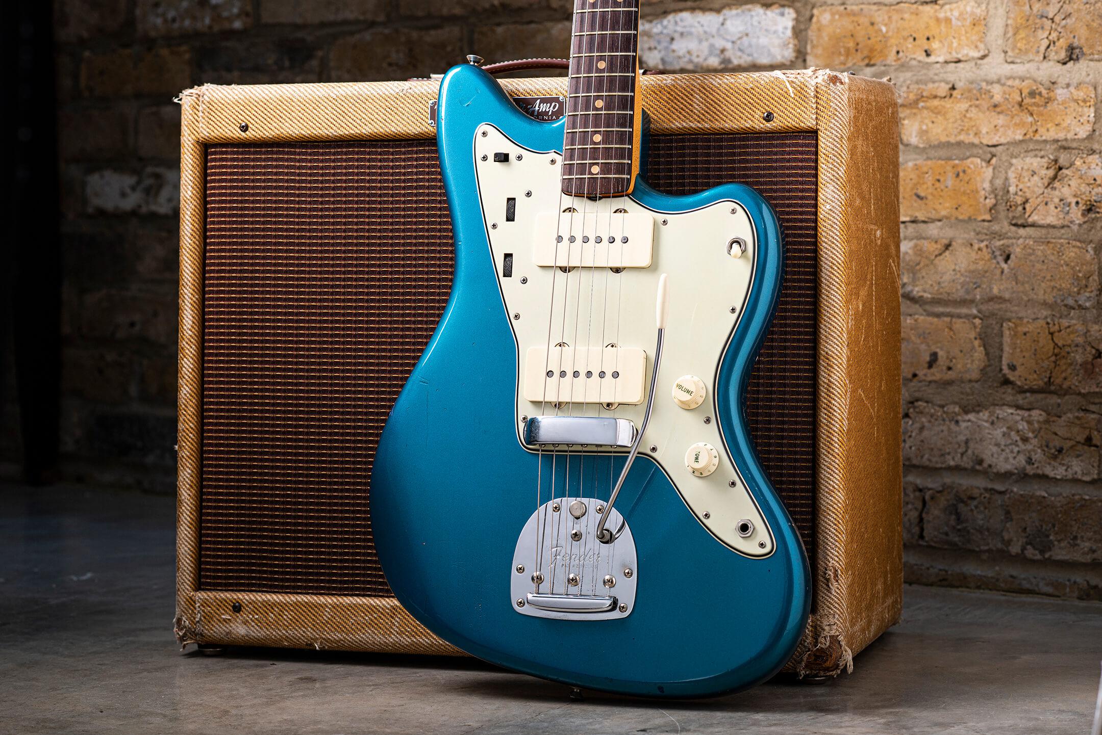 1962 Lake Placid Blue Jazzmaster