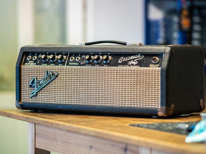 GM391 Amp FAQ Bassman Refurb
