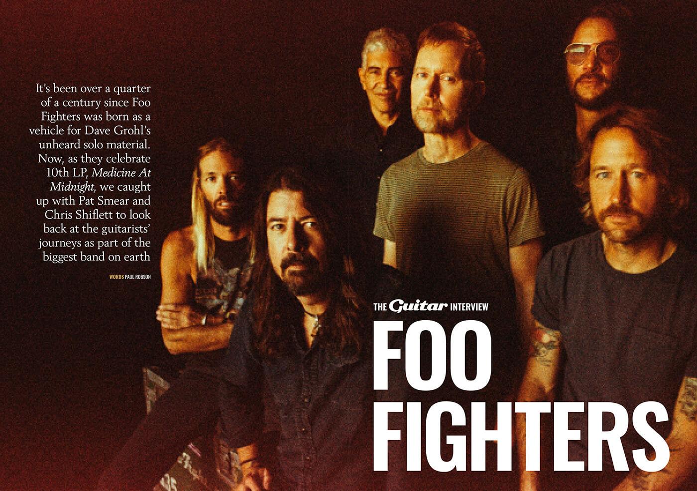 GM390 Foo Fighters
