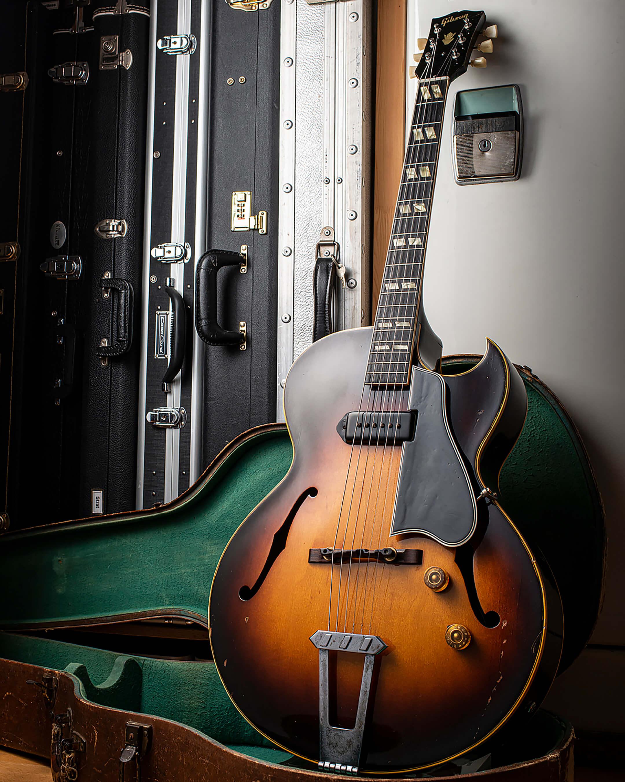 Bob Wootton's Gibson ES 175