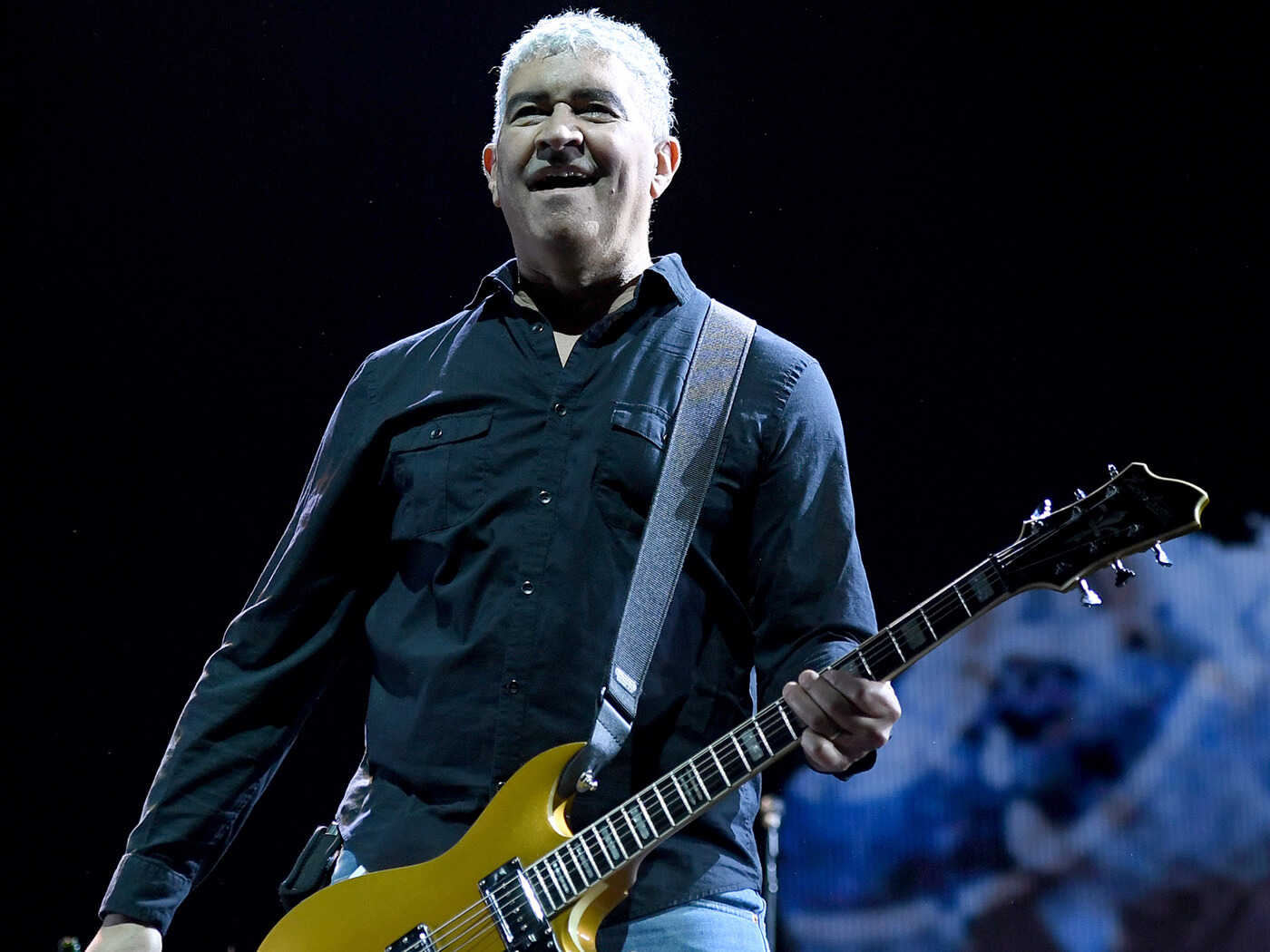 Pat Smear of Foo Fighters