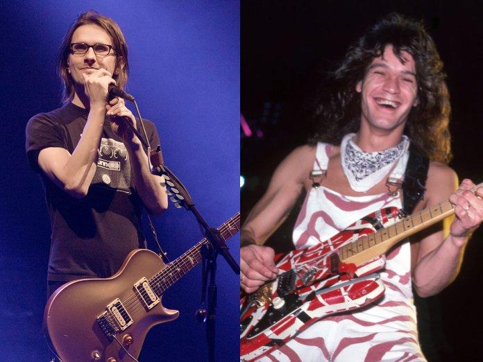 Steven Wilson / Eddie Van Halen