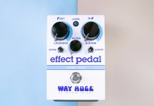 Way Huge Effect Pedal