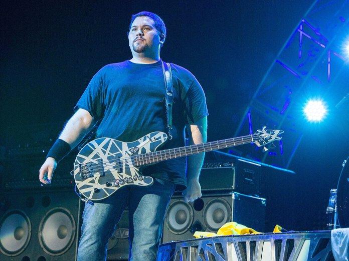 Wolfgang Van Halen onstage