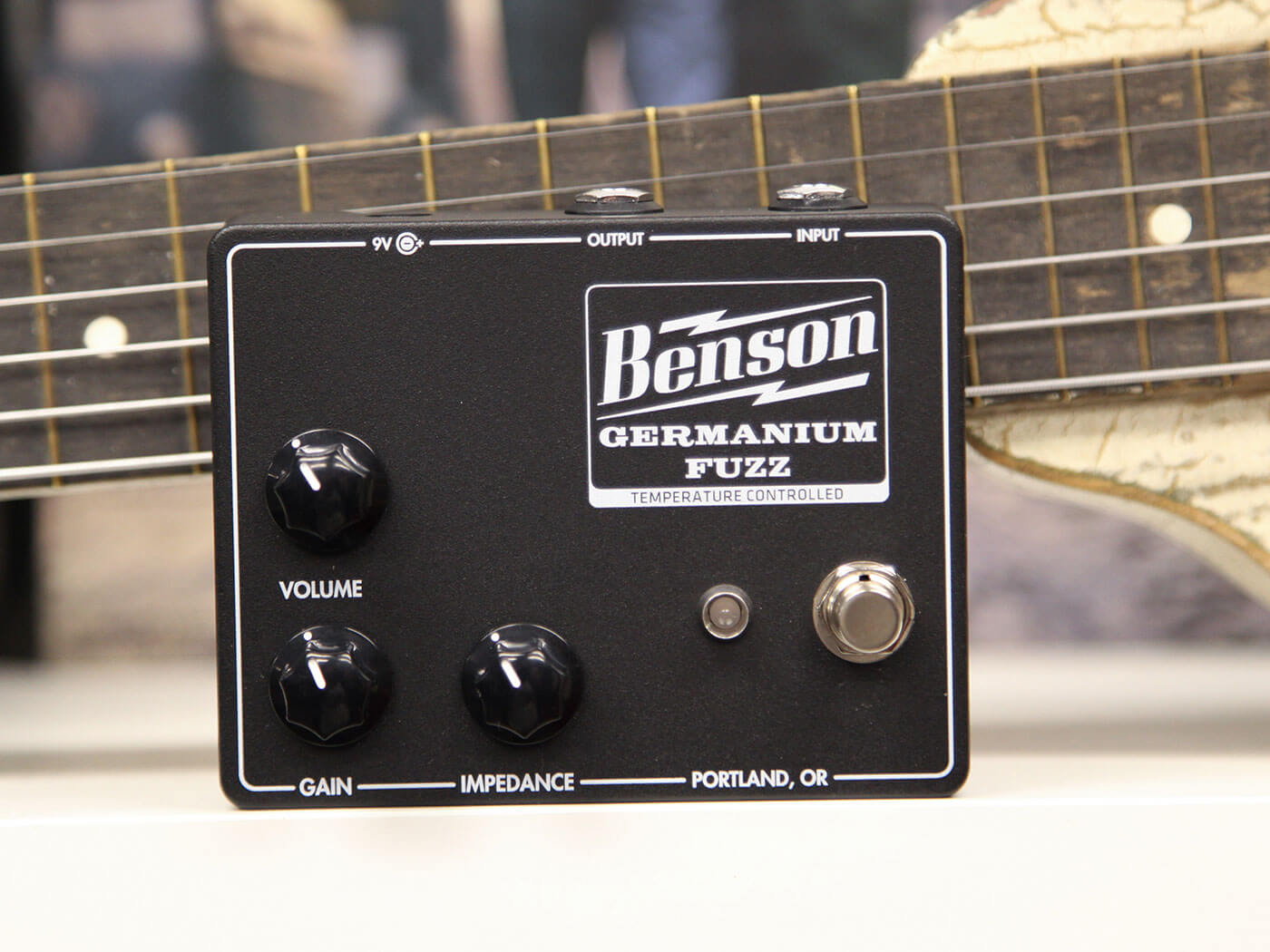 Benson's Germanium Fuzz