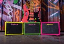 Blackstar Fly 3 Neon range