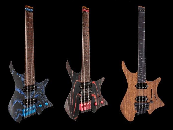 Strandberg's new Boden models