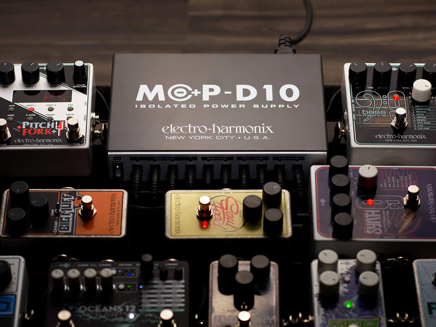 EHX's MOP-D10