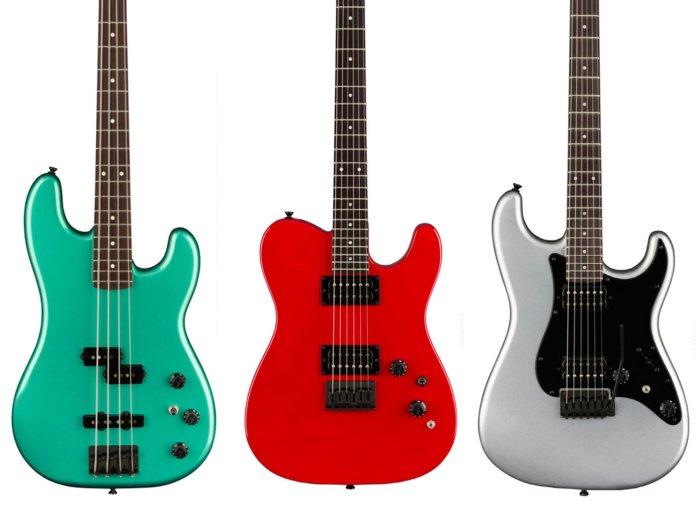 Fender's Boxer Series