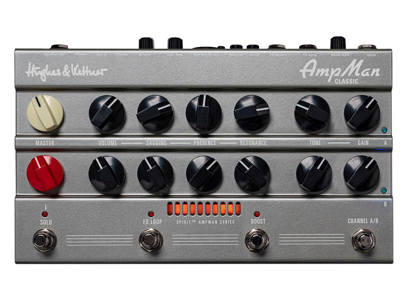Hughes and Kettner's AmpMan Classic