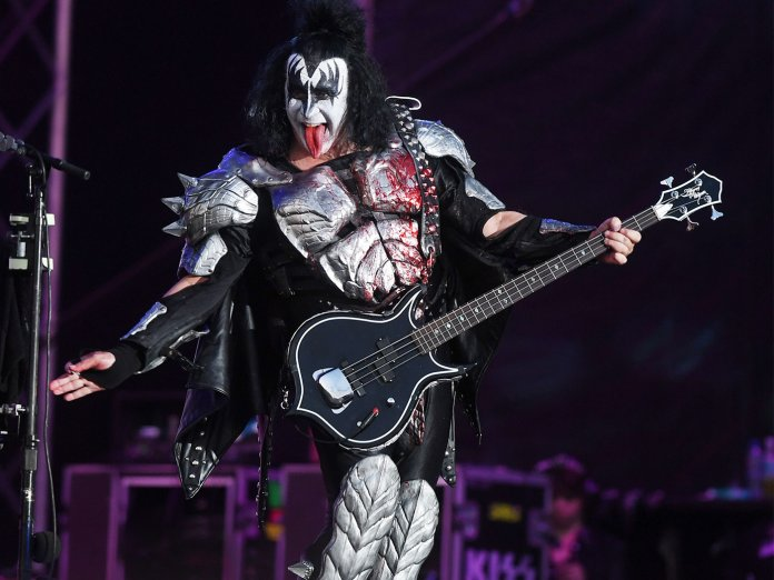 Kiss' Gene Simmons