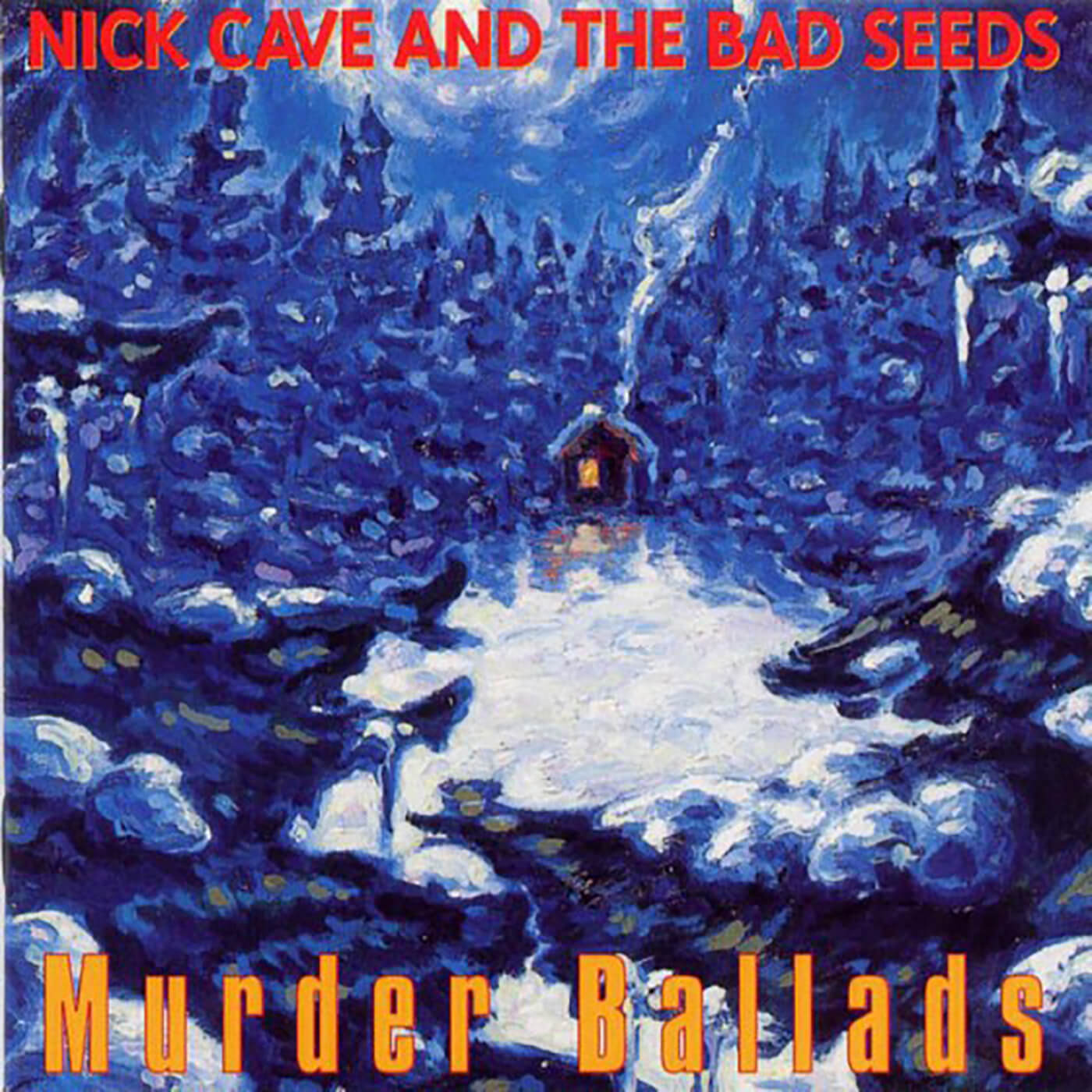 Nick Cave And The Bad Seeds - Murder Ballads