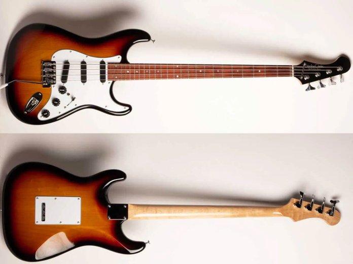 Oneanter Guifar's Spellcaster Bass