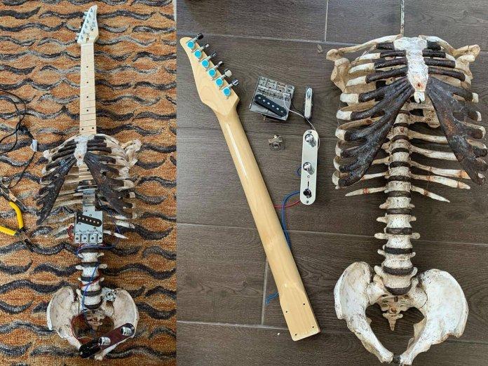 Prince Midnight's Skelecaster