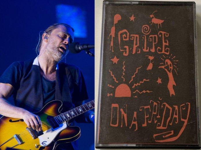 Radiohead On A Friday Gripe Demo