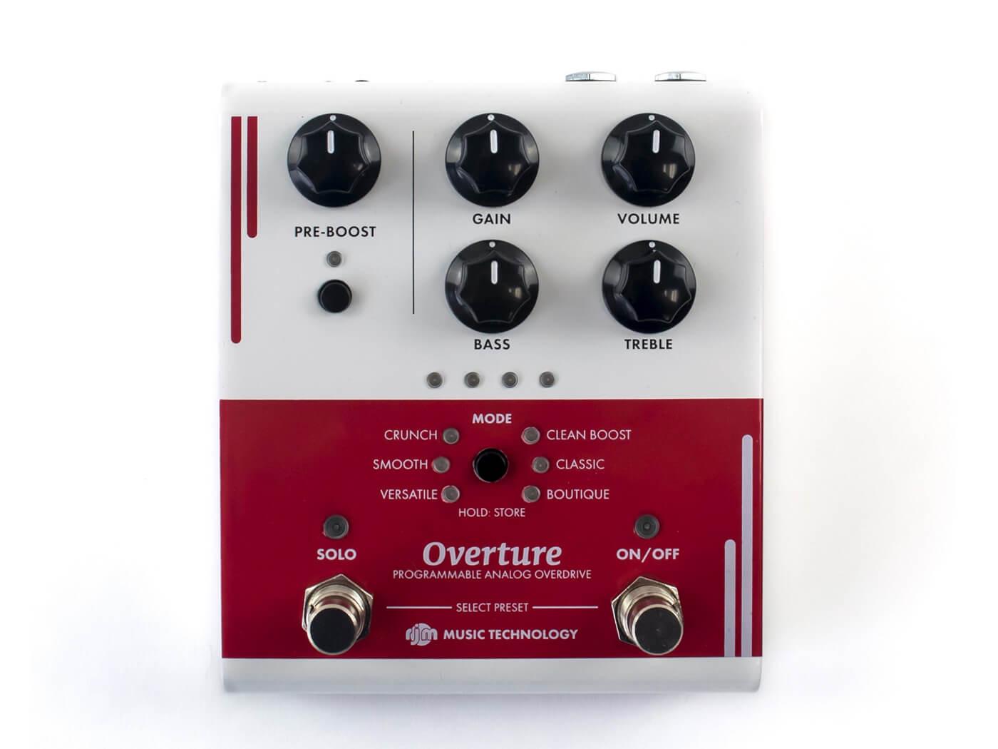 RJM Music's Overture