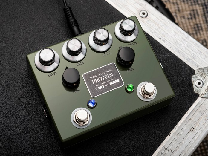Browne Amplification Protein Dual Overdrive