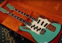 Fender Custom Shop Double Neck Marauder