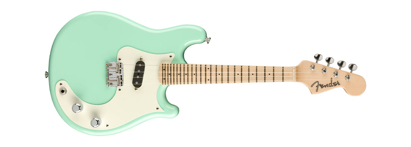 Fender Surf Green With Envy: