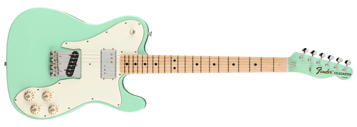 Fender Surf Green With Envy: George Ruiz