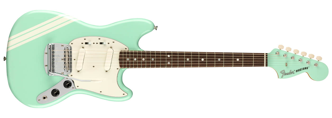 Fender Surf Green With Envy: Levi Perry
