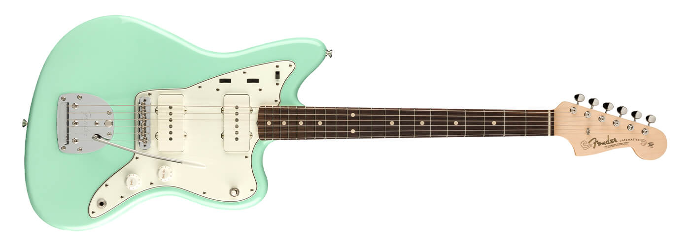 Fender Surf Green With Envy: Nick Saccone