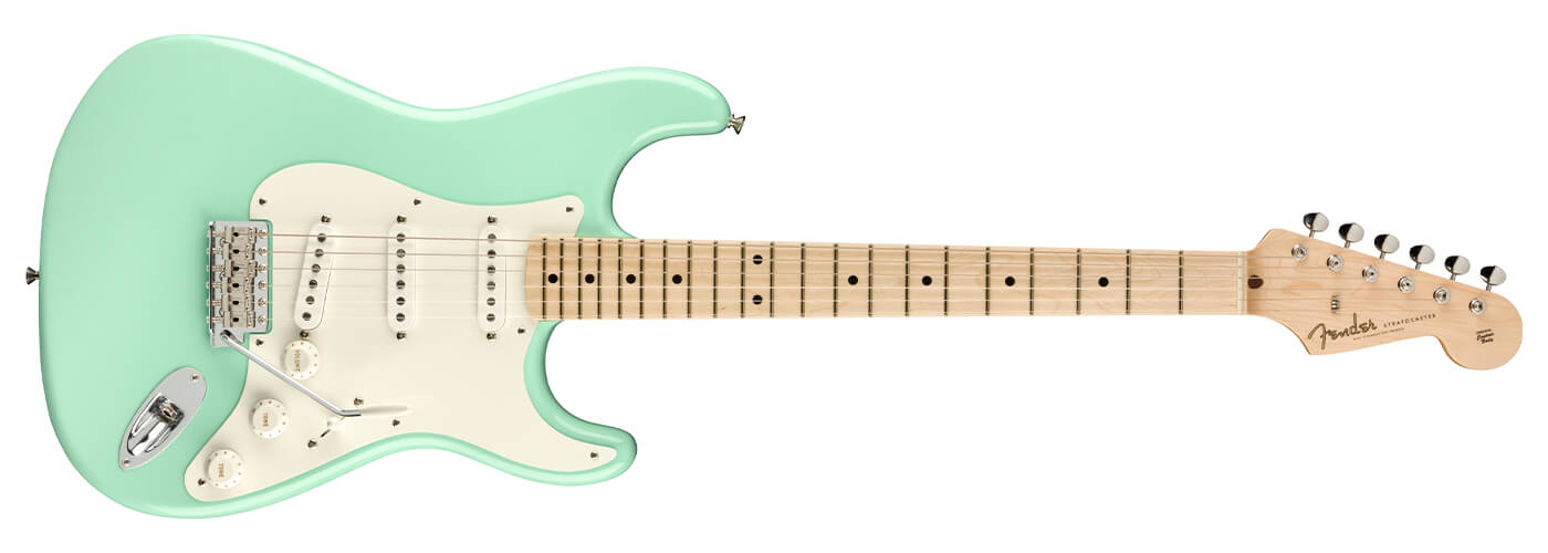 Fender Surf Green With Envy: Todd Krause