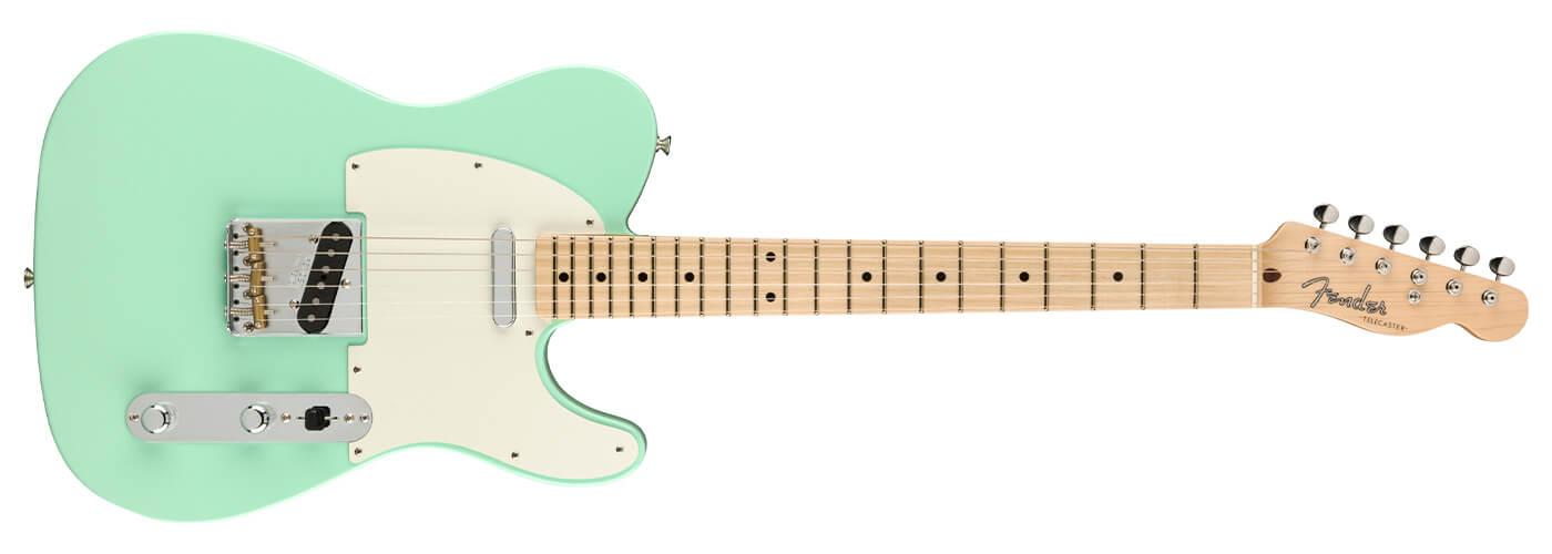Fender Surf Green With Envy: Yuriy Shishkov
