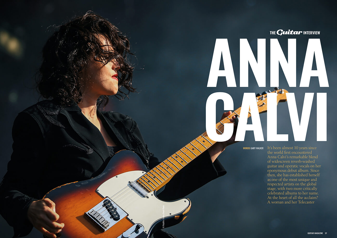 Anna Calvi On Sale