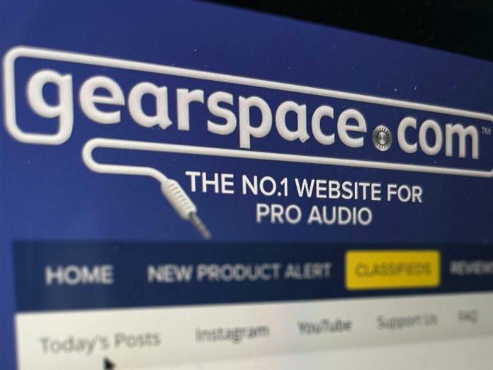 Gearspace.com