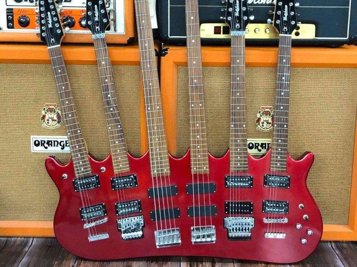 Hutchins Guitars The Beast