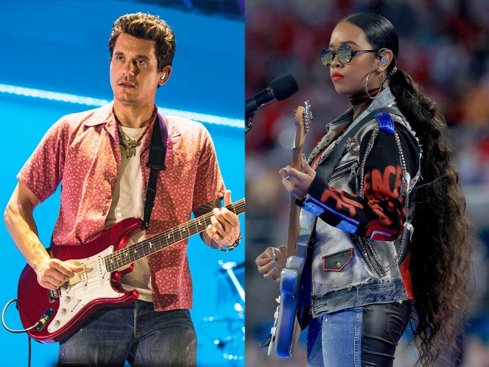 John Mayer and HER