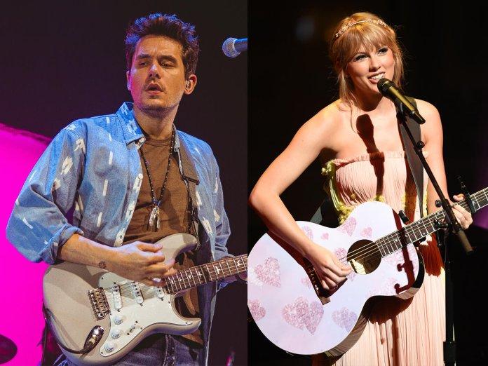 John Mayer and Taylor Swift