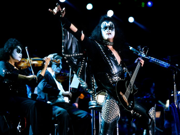 KISS with the Melbourne Symphony Orchestra