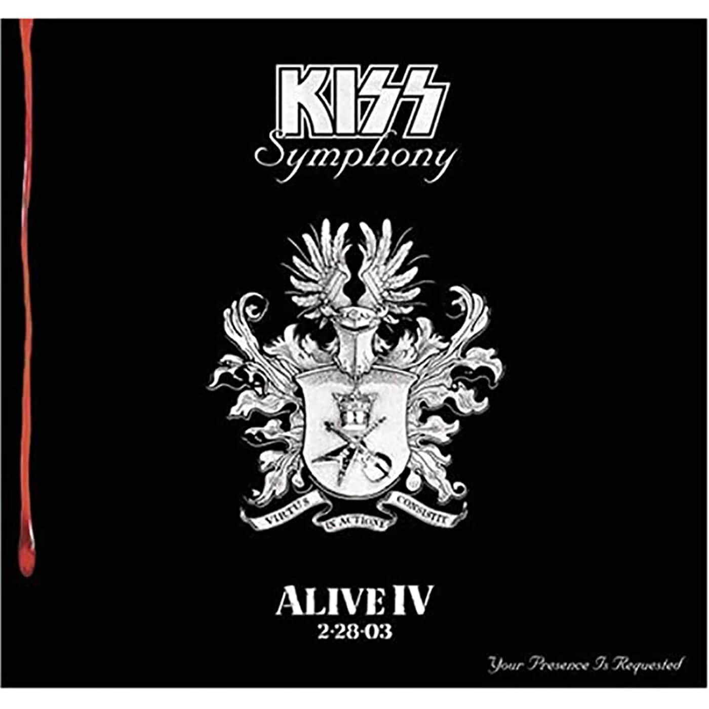 Kiss Symphony: Alive IV - Kiss