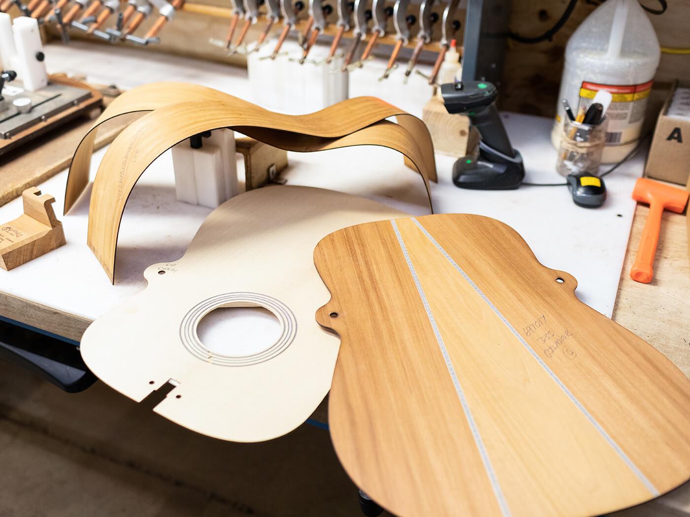 Martin Guitar David Gilmour D-35
