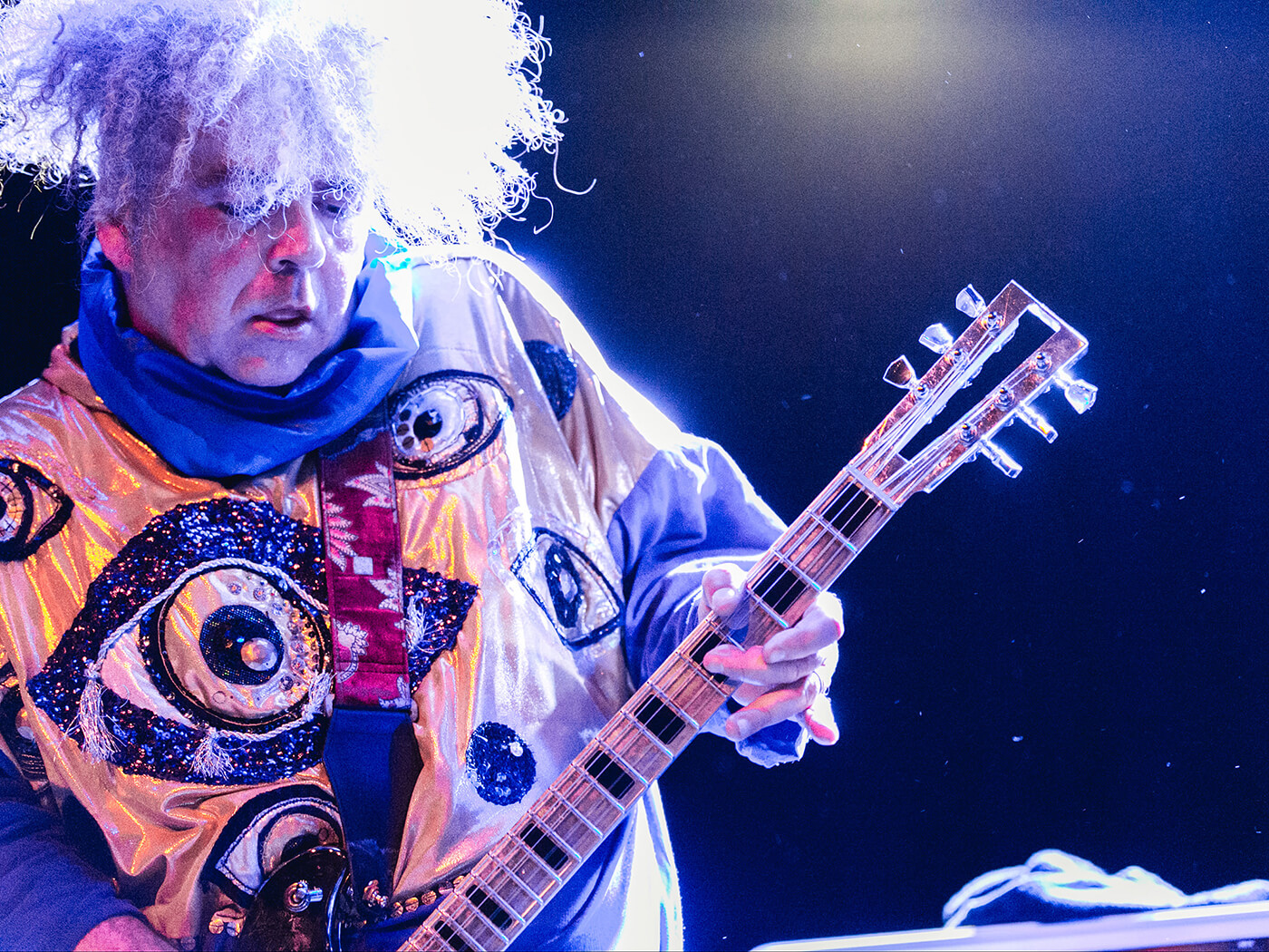 Buzz Osborne's Electric Guitar Company
