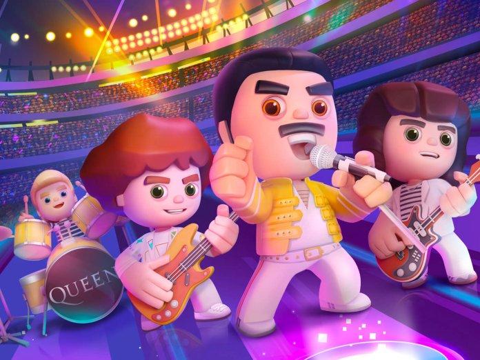 Queen: Rock Tour Promo