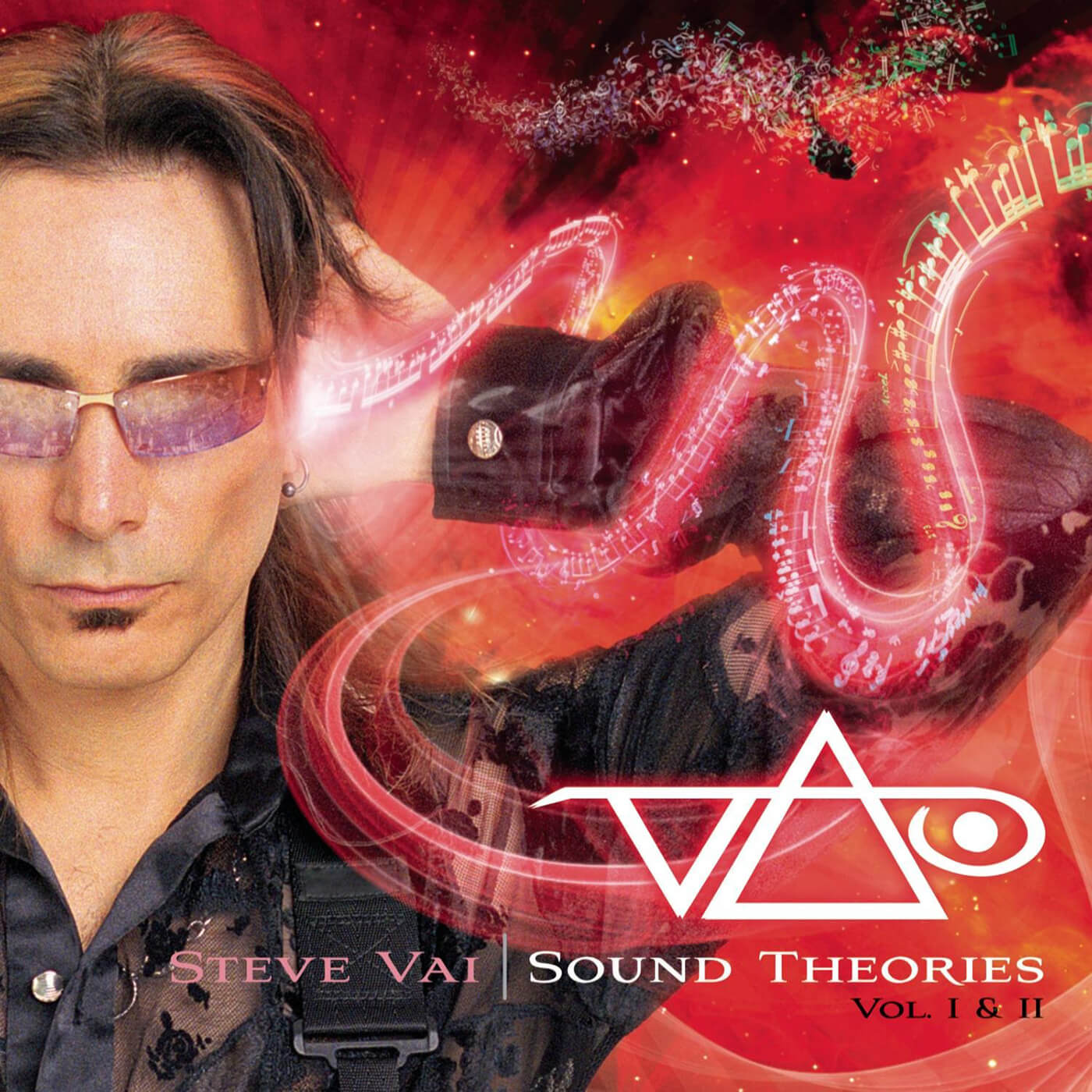 Sound Theories Vol. I & II - Steve Vai