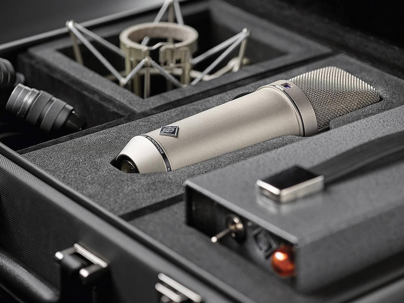 Guitar Recording FAQ - Neumann Microphones