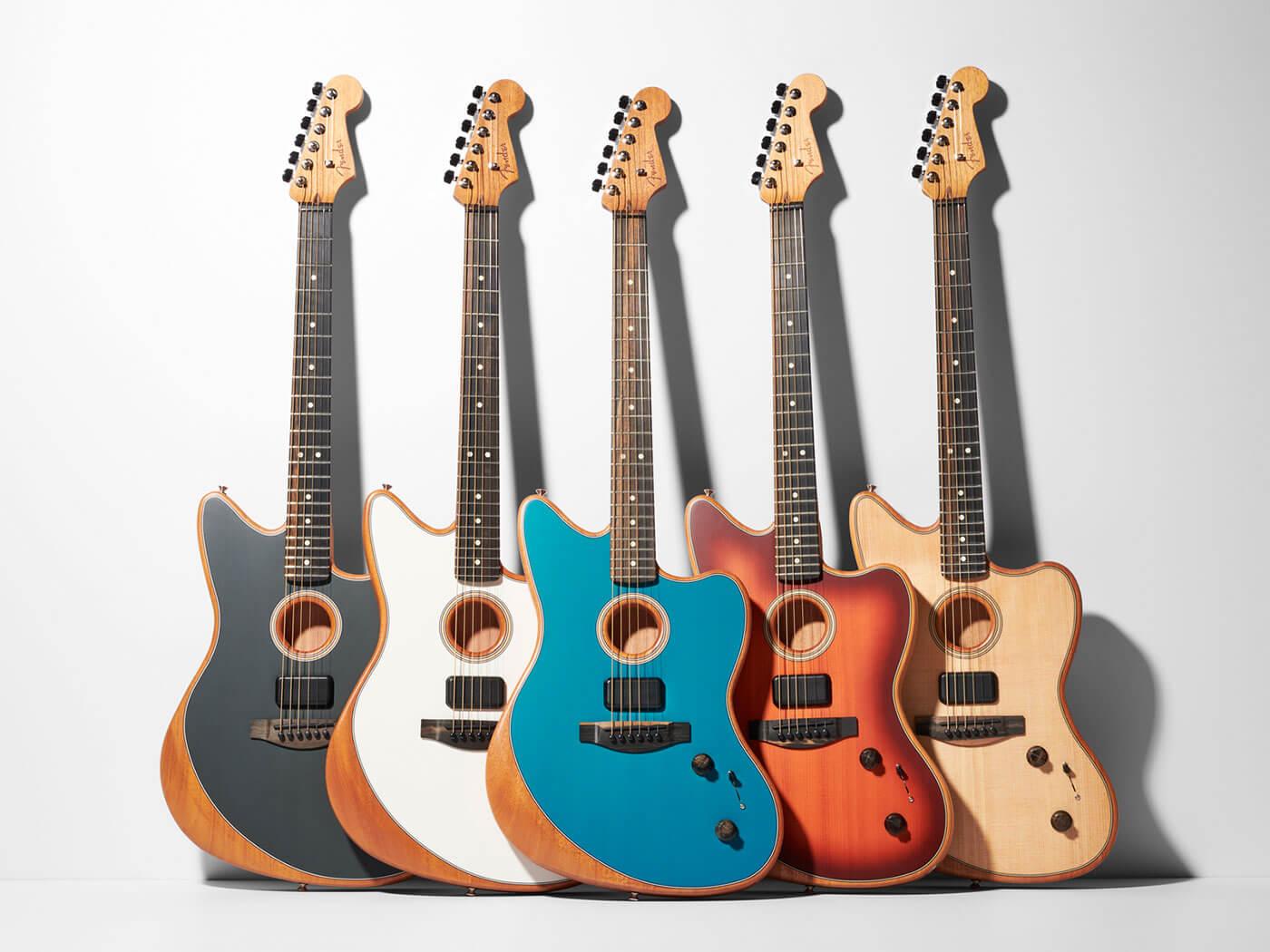 Fender Acoustasonic Jazzmaster