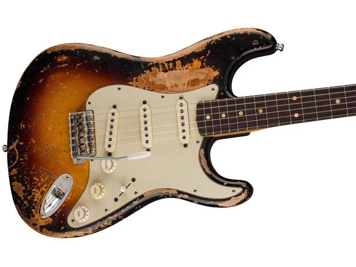 Fender Custom Shop Mike McCready 2021