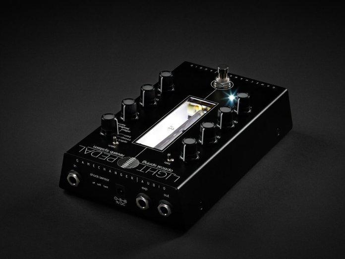 Gamechanger Audio's Light Pedal