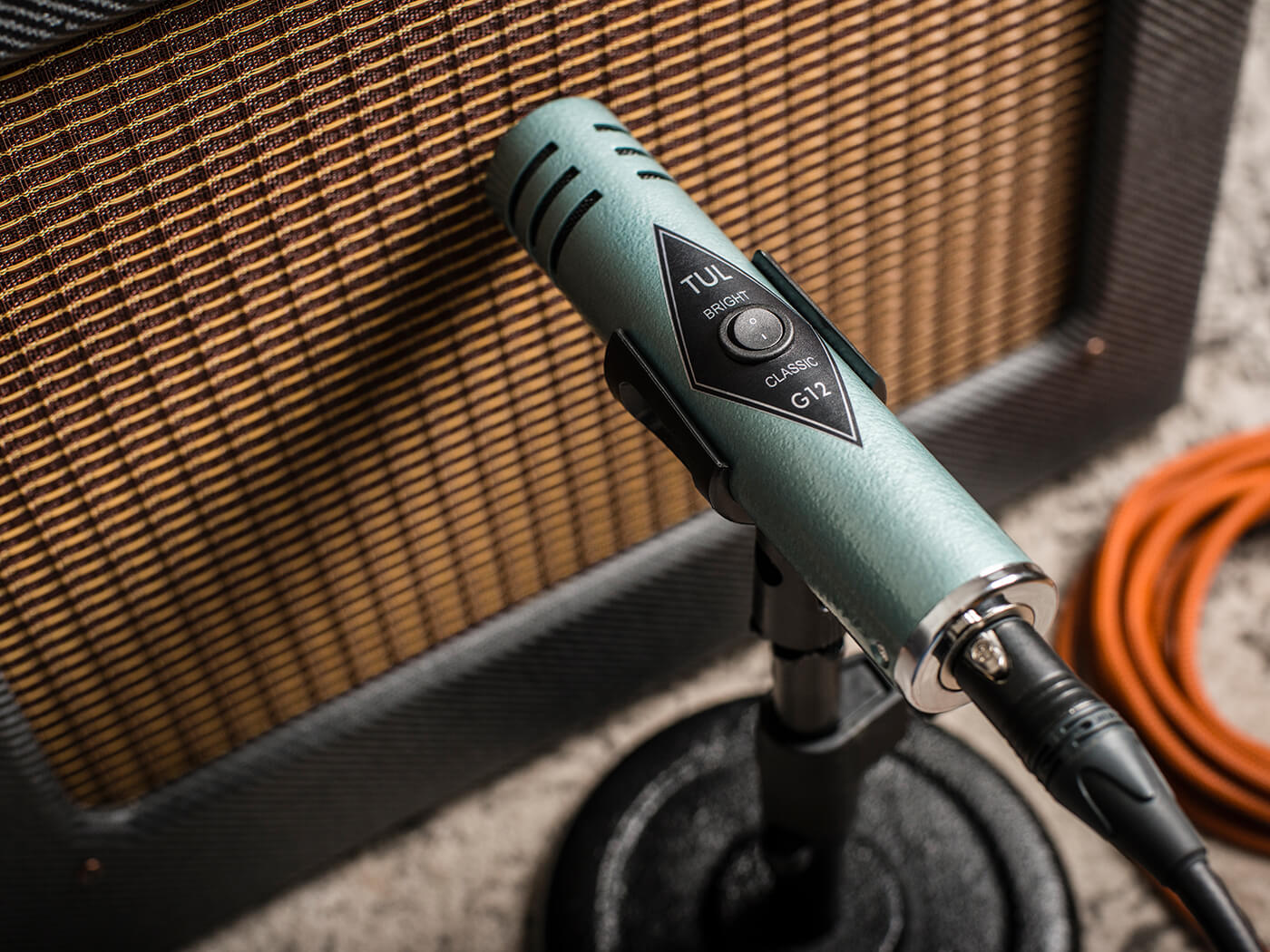 Guitar Recording FAQ - Microphone Placement