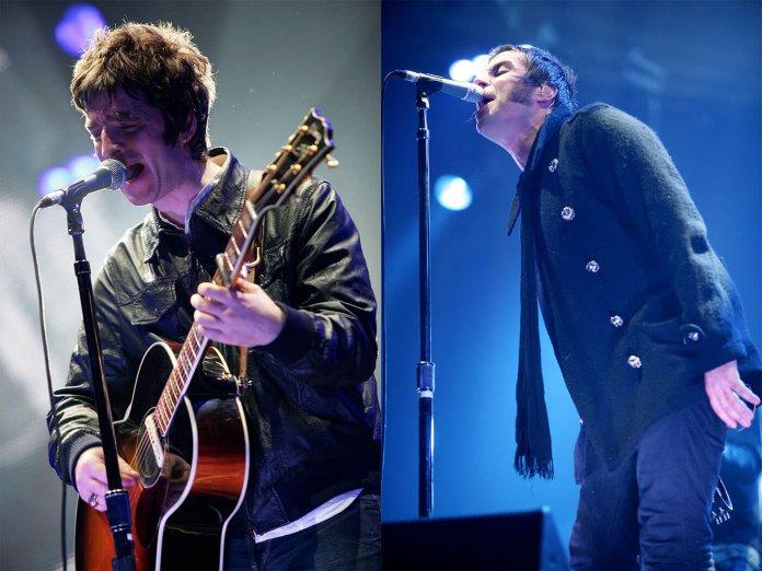 Noel / Liam Gallagher