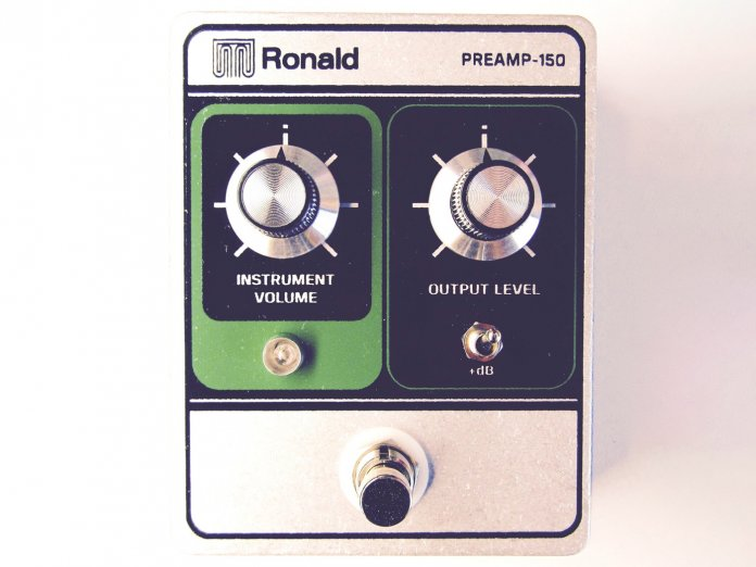 Ronald PreAmp 150