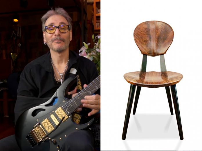 Steve Vai Sonus Guitar Chair