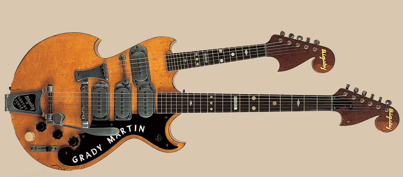 Bigsby Guitar