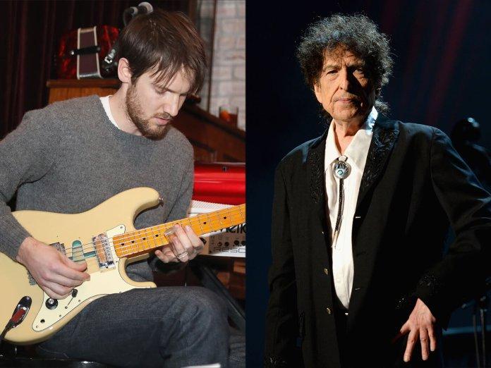 Blake Mills and Bob Dylan
